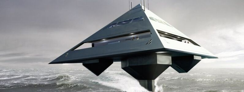 8 Craziest Superyacht Designs In The World